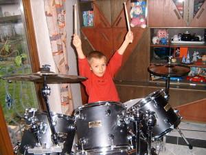 Drummer Lukas 2003 006